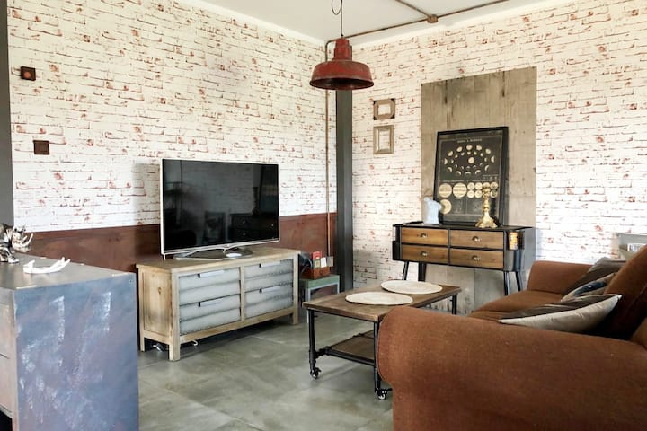 NUEVO LOFT! _ Completo _60 m2