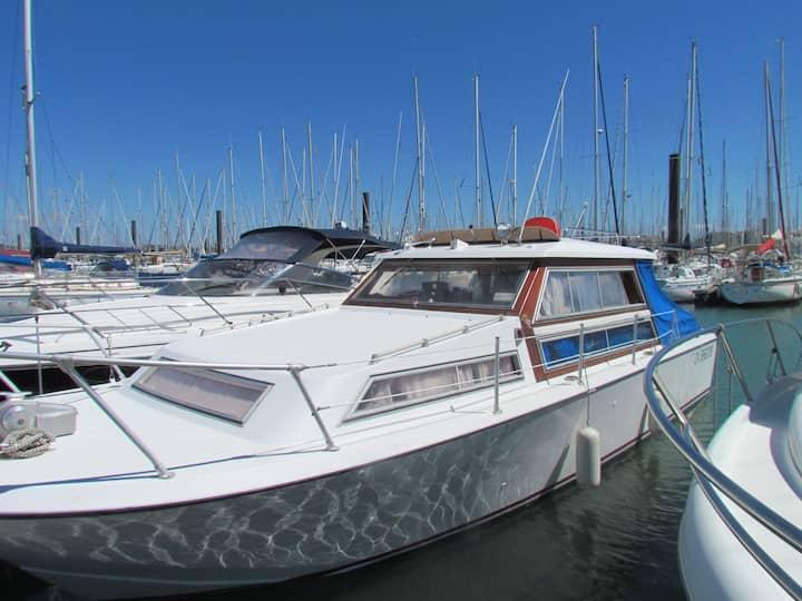 Vivre la vraie vie Rochelaise sur un bateau !!!