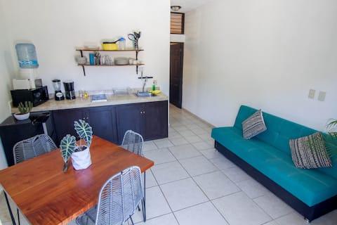 Pura Chacala #3-One bedroom apartment