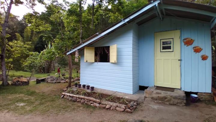 Cabana camping Paraíso Paradise