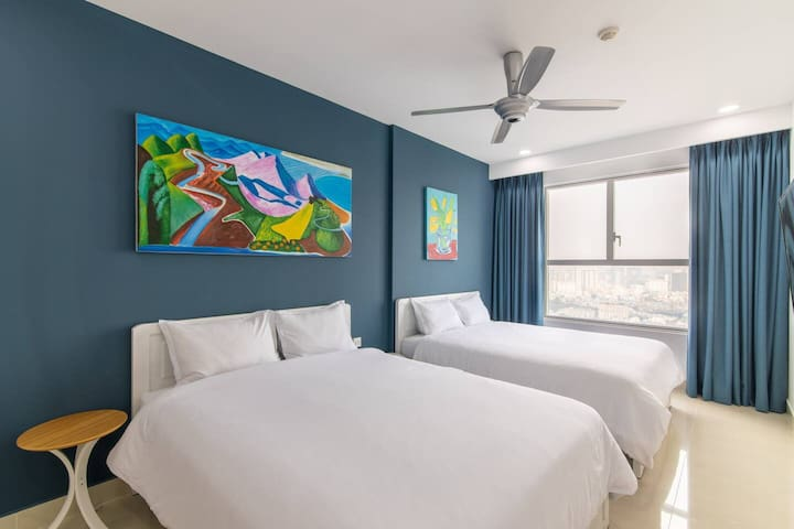 Иaomi's Loft @Sunrise CityView D7 HCMC