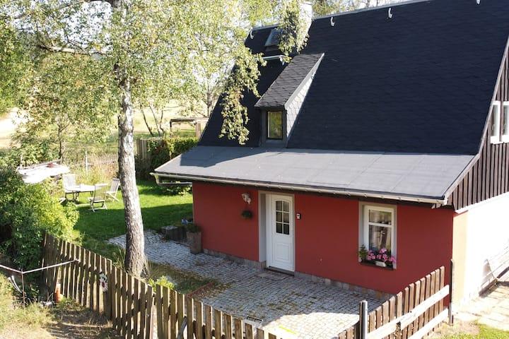 Klein Fein Mein.... Ferienhaus am Pöhlberg