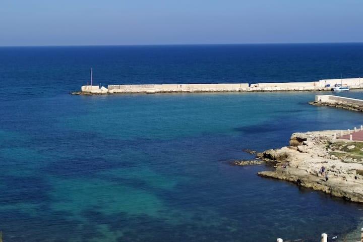 Attico Mira: vista splendida sul mare