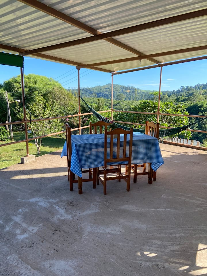 Sítio Alvorada - Paraíso localizado Circuito Águas