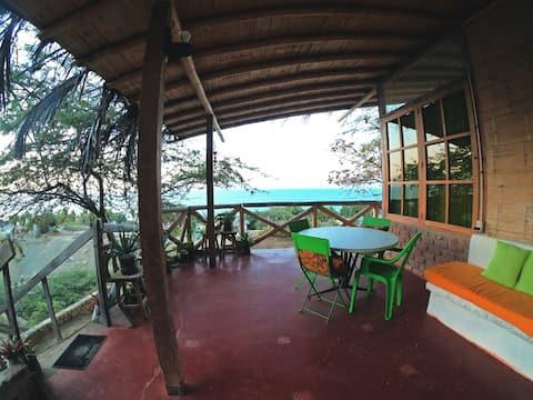 Bekijk het huis op Pocitas Beach Mancora