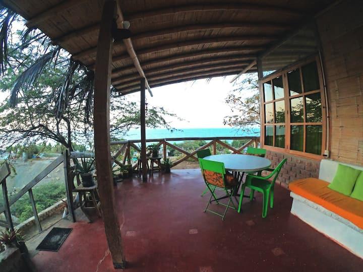 View House at Pocitas Beach Mancora