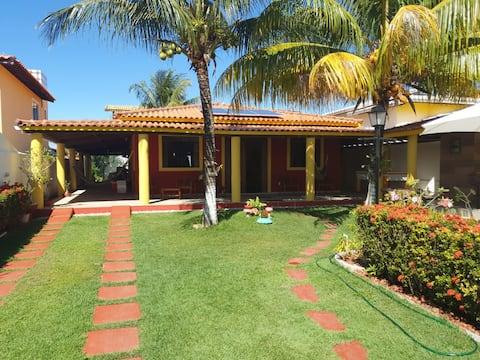 Casa em Barra de Jacuípe no Parque das Árvores