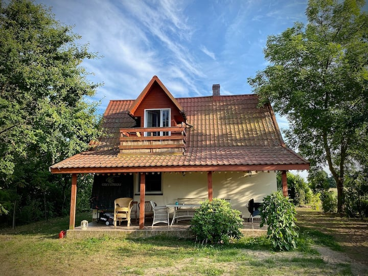 Cottage in Lipieniec