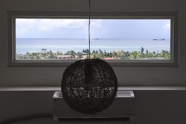 Gualo Rai House 203, (OCEAN VIEW)