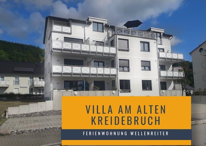 """Ferienwohnung """"Wellenreiter"""" mit maritimen Flair"""