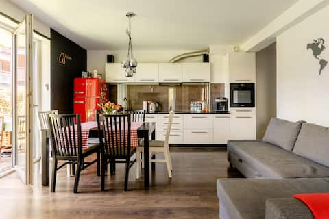 Best Location in Cracow for holiday