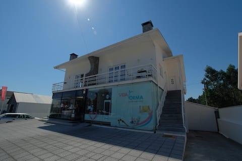Casa Pinho em Santa Maria Feira perto do Porto