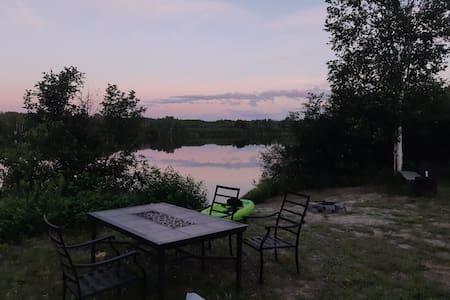 La rivière sauvage, camping juste pour vous!
