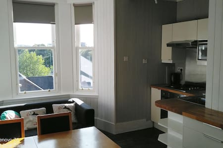 Flat near Underground and Central Station