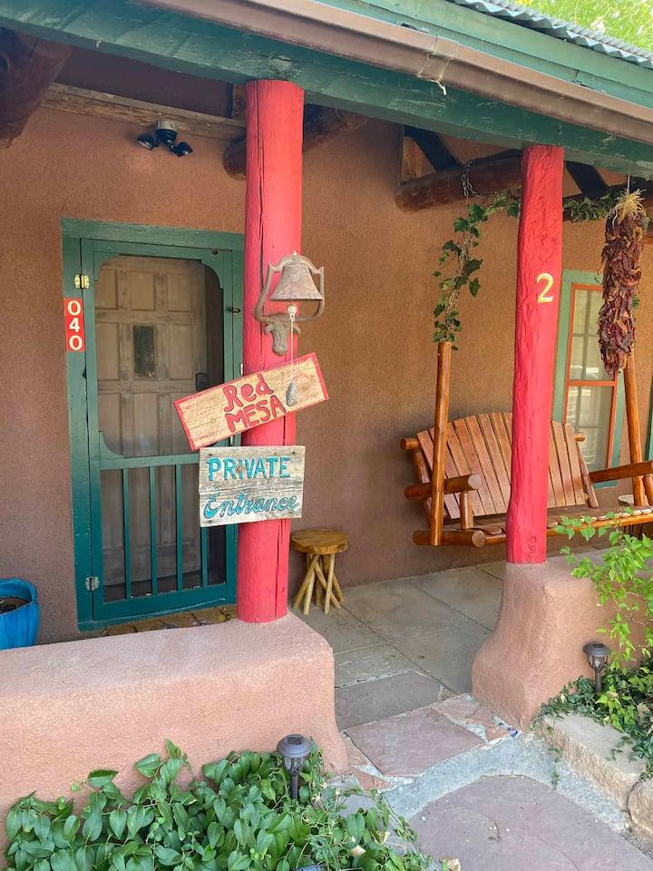 Red Mesa, One Bedroom Suite at Jemez Hot Springs