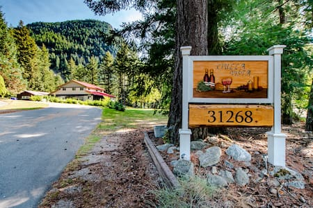 Visit Ciulla Vista, in the heart of Yale, BC