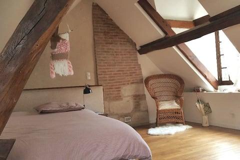 La Maisonnette, au coeur des Châteaux de la Loire