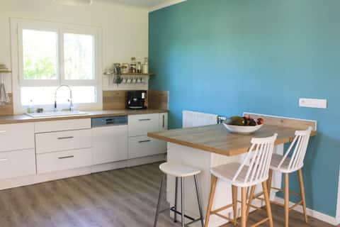 Maison 90 m², avec jardin à Plaisance du Touch
