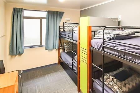 YHA Franz Josef 4 Bed Room