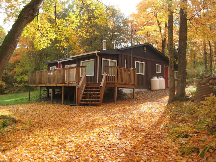 Rest and Relax at The Cottage in the Woods
