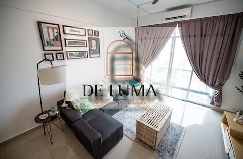De Luma(The Rumah)@BM City 3 Bedroom(Urban jungle)