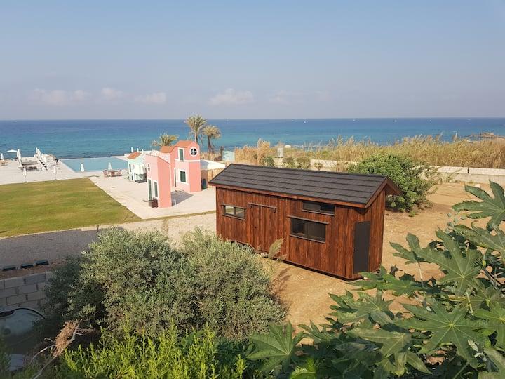 Tiny Farm - Soult Beach - Kfarabida - Sea View