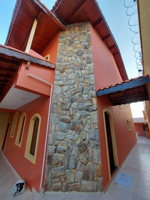 Casa de Temporada - Alto de Santana I -Jacareí/SJC