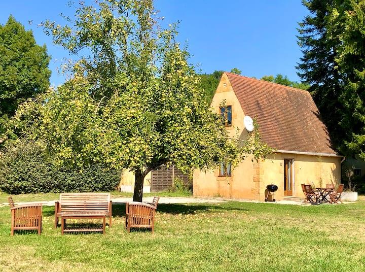 Moulin aux Ans, gîte de la Cascade (2 personnes)