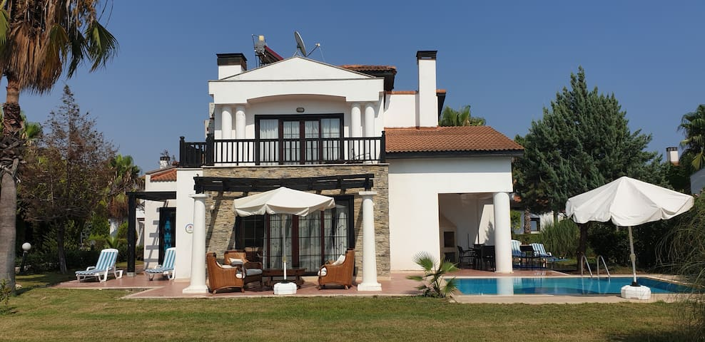 Antalya belek private villa - private pool