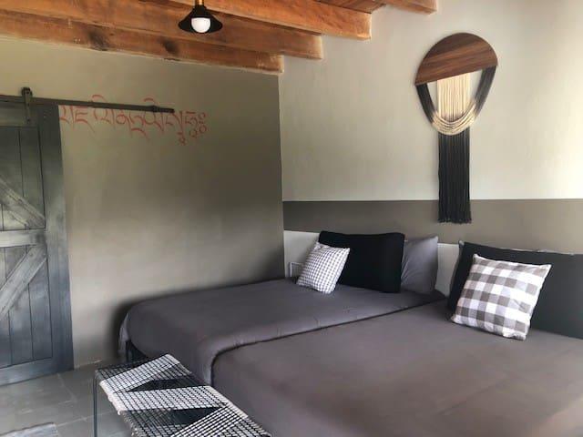 Jr. Suite, 2 doble beds
