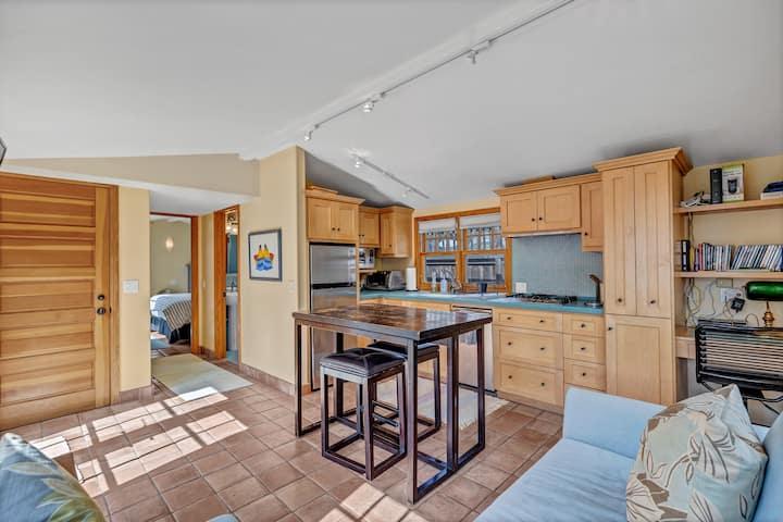 Stinson Beach Vibe - Cheerful Cottage w Garden
