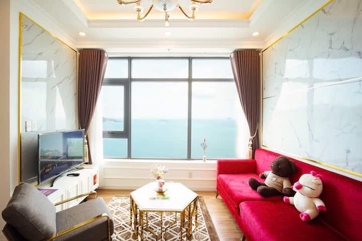 Amazing seaview home with sauna 2 bedroom