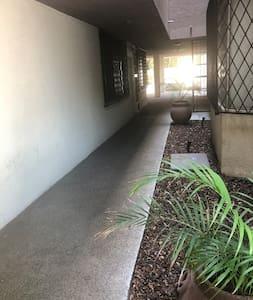 Apartment located in the first floor. No need for stairs.  Departamento ubicado en planta baja. No se suben escaleras.