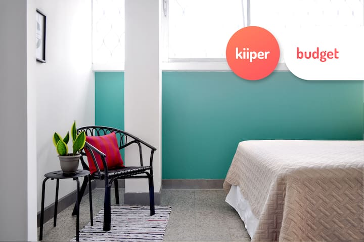 kiiper budget | Light-Filled Studio | 2 PPL