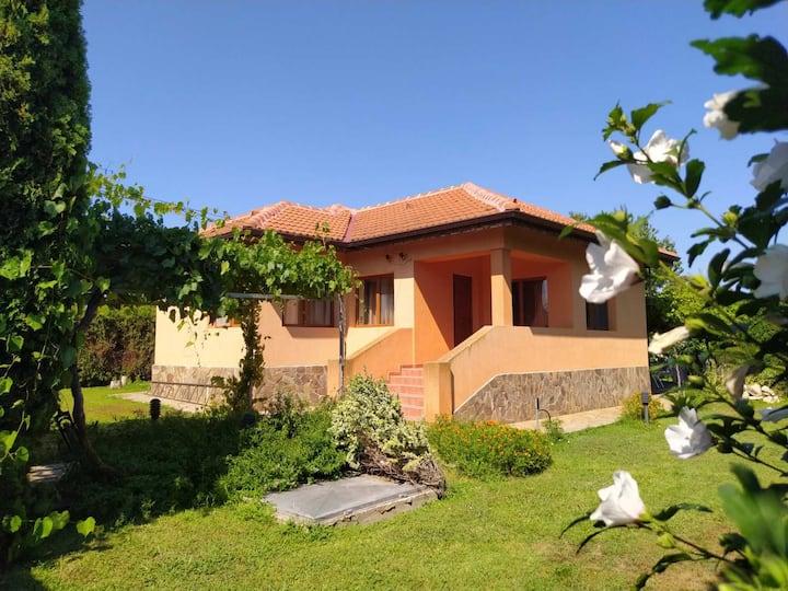 Villa in Tyulenovo