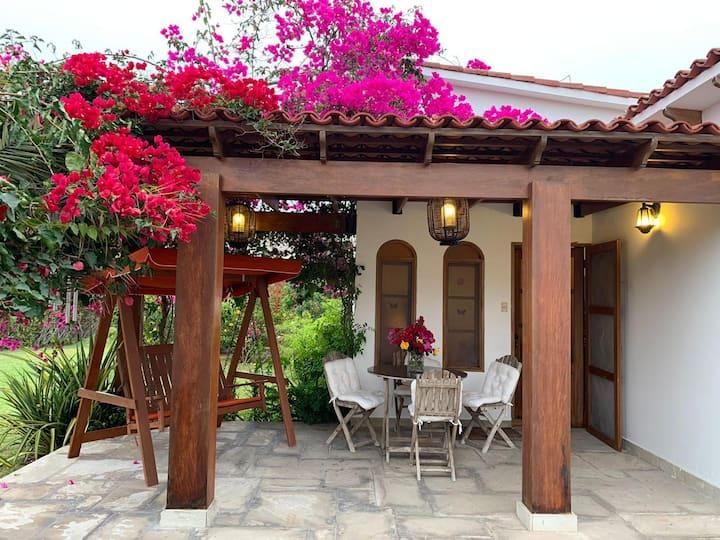 Casa de campo en Oasis de San Andres