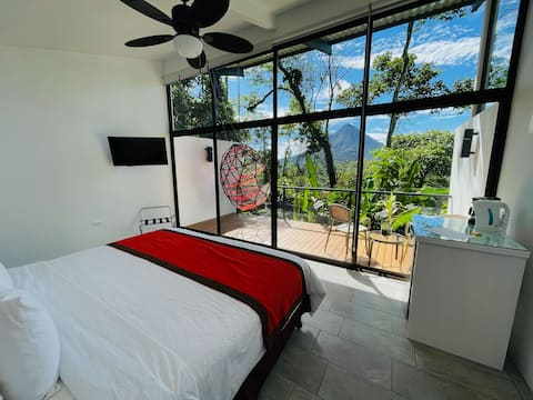 Stunning Arenal Volcano Views Juaniquil Tree Room