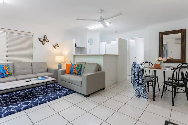 Comfort, relaxing, spacious, friendly @LycheeTree