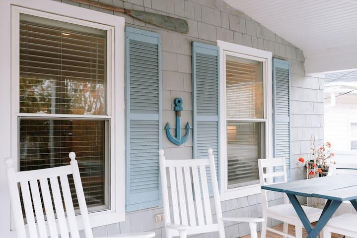 Pine Point Beach House - Steps From The Beach!