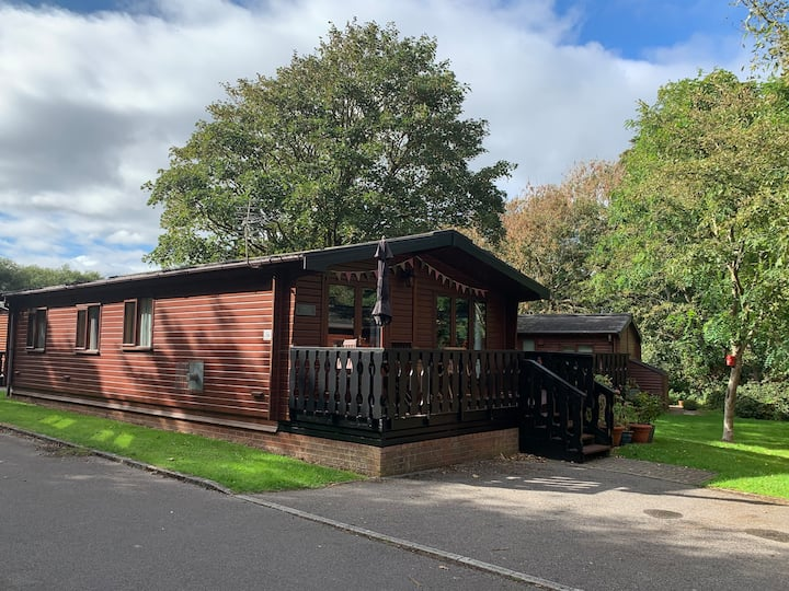 Shorefield Country Park Lodge - Milford on Sea