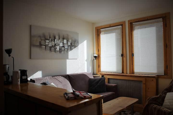 Village: Appartement 2 pièces - 38m², 4 personnes