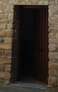 puerta a pie de calle