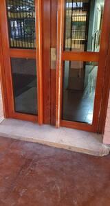 Entrada al portal del edificio