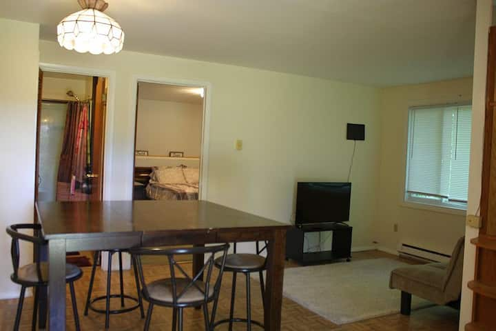 2 BR Walking distance to the Oakdale Theater