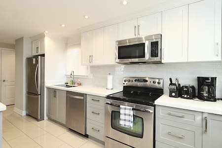 Barrie House close to all amenities