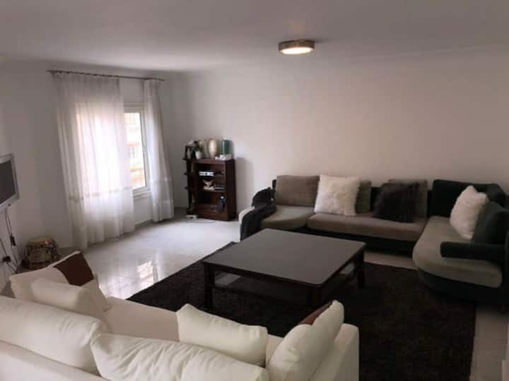 SPACIOUS 3 BR APARTMENT IN THE HEART OF MAADI