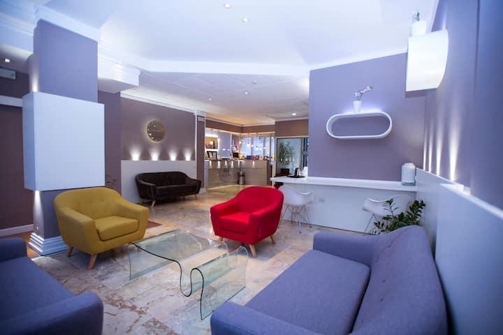 Stanza privata in Hotel 4 stelle