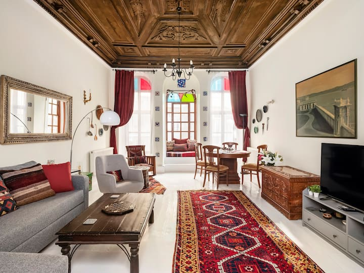 High Ceiling Authentic Ottoman Home #22
