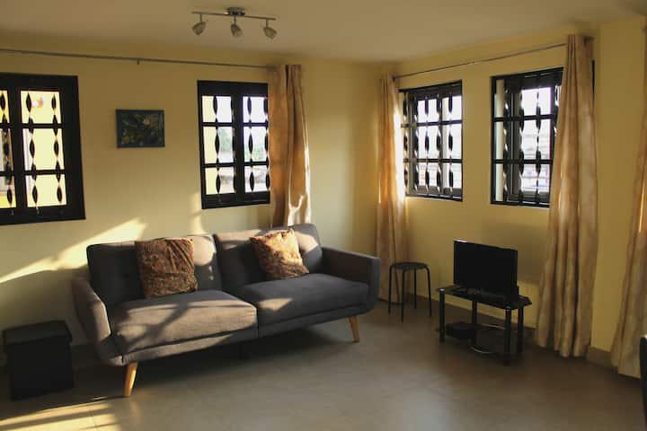 Abeka Solar Apartment no1  (ground floor)