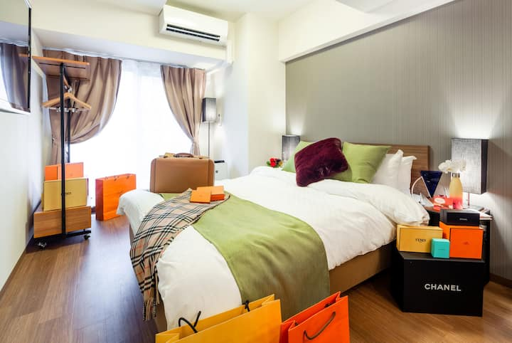 ★Good access★Quiet environment★Standard Twin room★